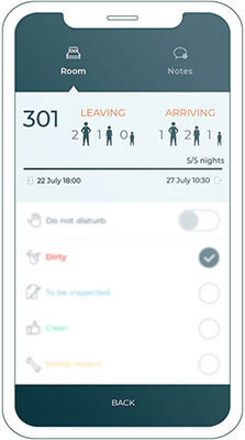 Discover the Housekeeping mobile app by Mingus Software