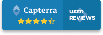 Capterra User Reviews ****½