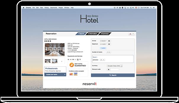 cloud based hotel management system