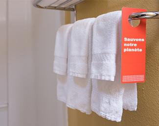 hotel eco-responable